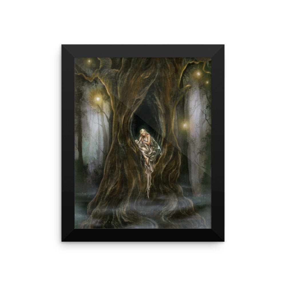 Framed Print - Solace