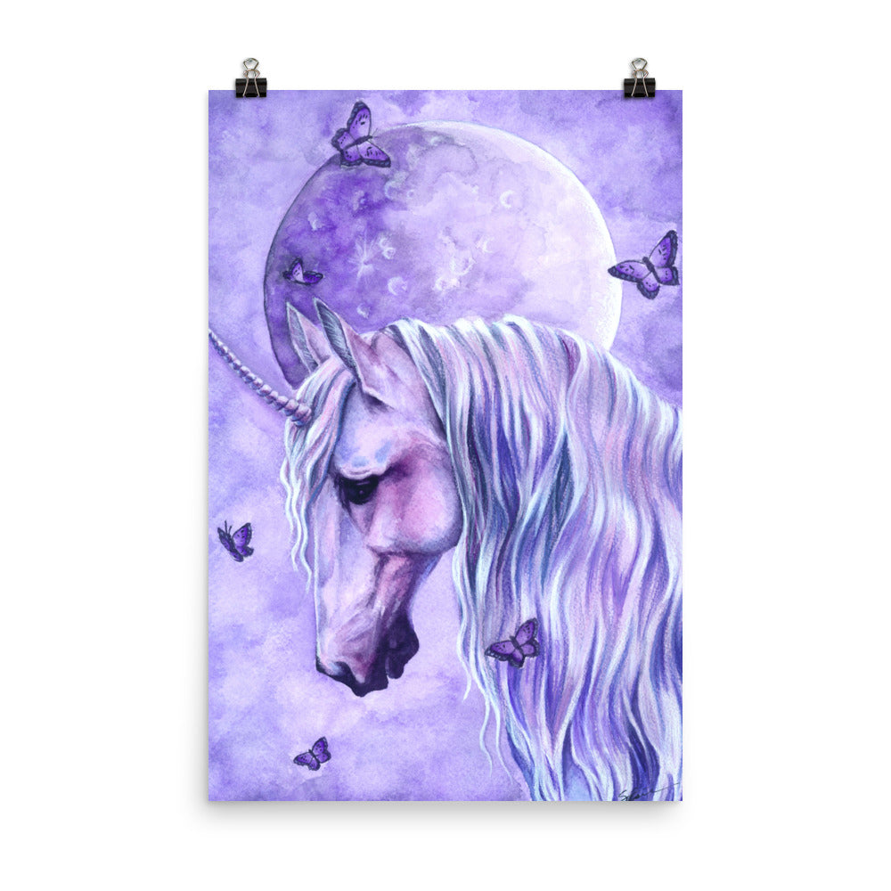 Art Print - Moonlit Magic