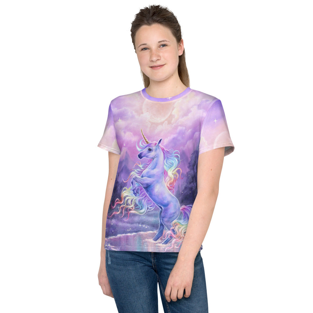 Youth T-Shirt - Rainbow Dreams