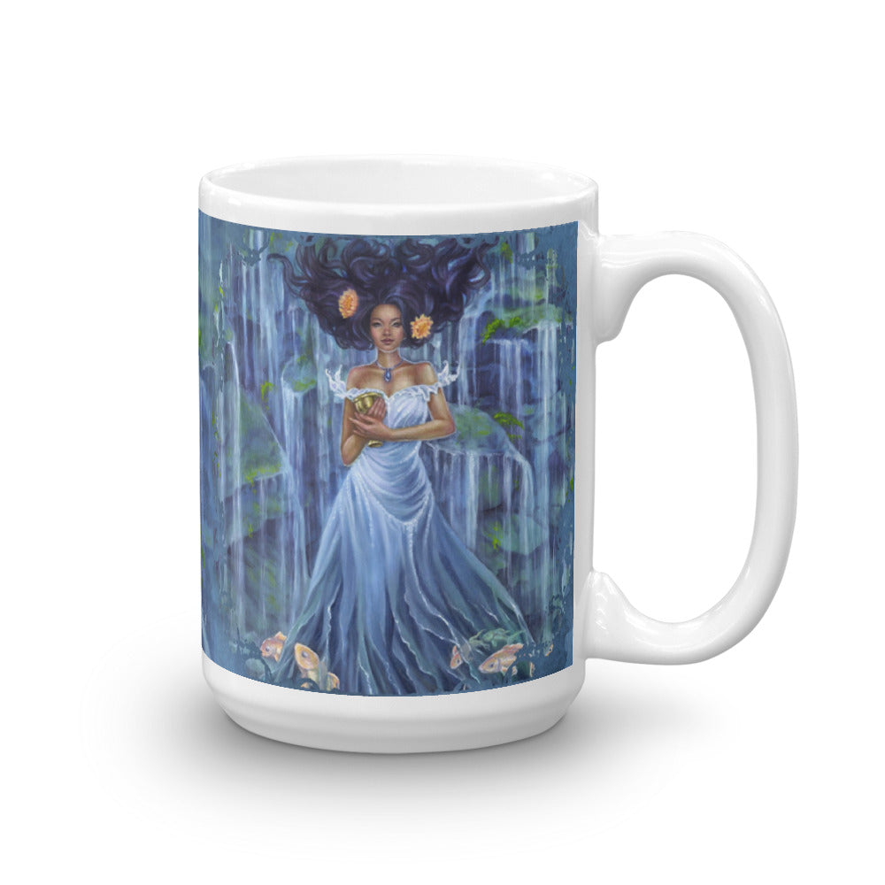 Mug - Lady of Water