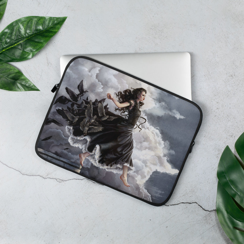 Laptop Sleeve - Catch Me