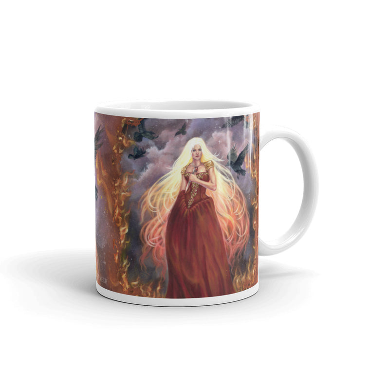 Mug - Lady of Fire
