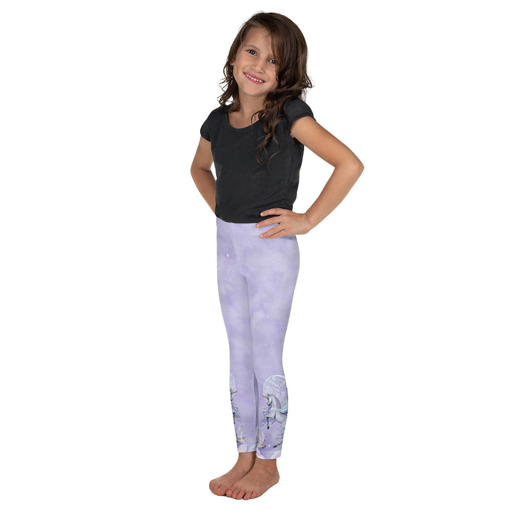 Kid's Leggings - Moonshine