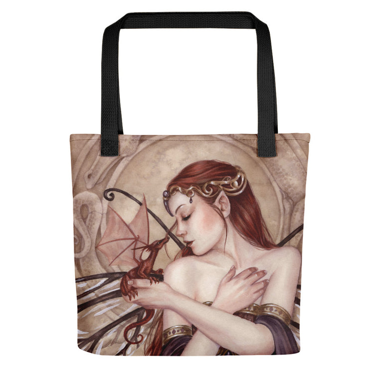 Tote bag - Winged Things