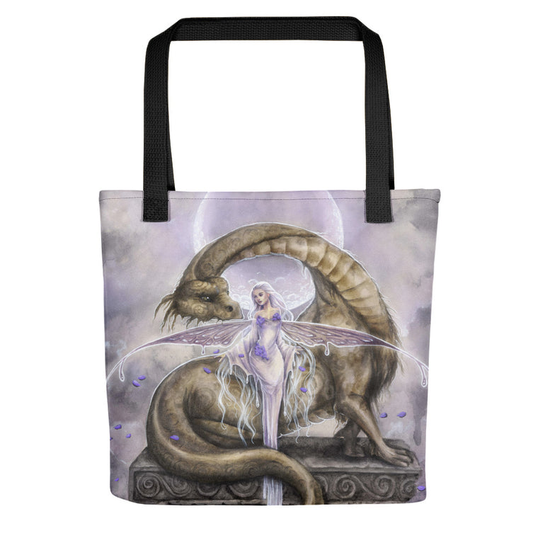 Tote bag - Tears and Moonlight