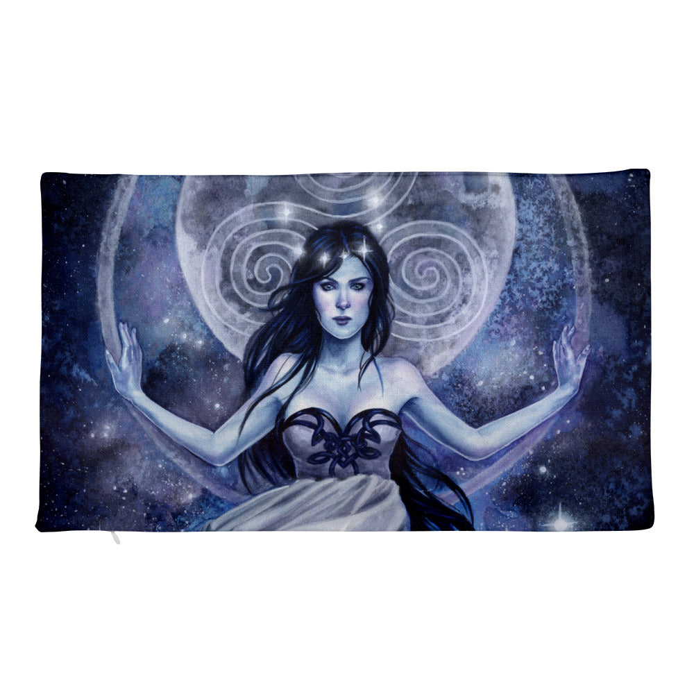 Premium Rectangular Pillow Case - Arianrhod's Sky