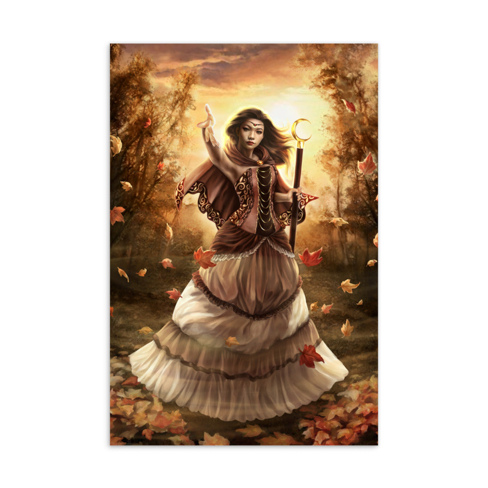 Art Card - Autumn Magic