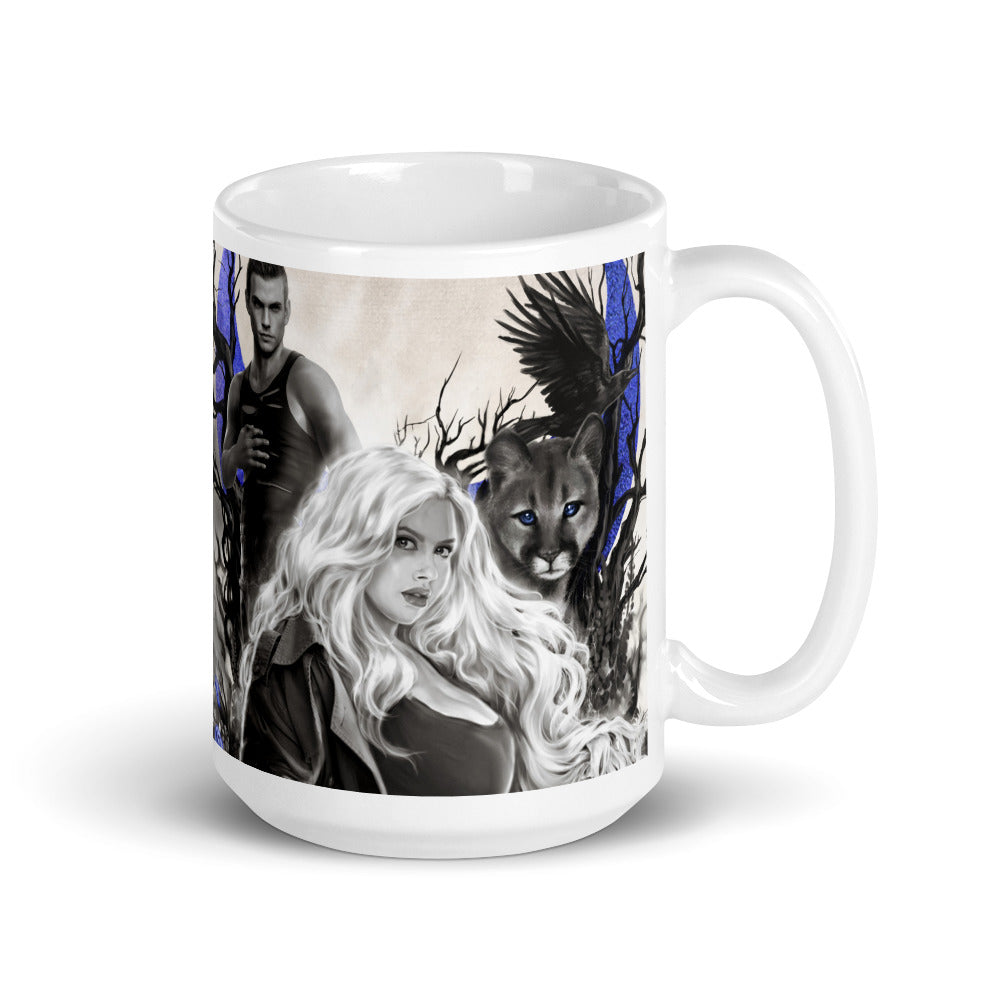 Mug - Beshadowed Book 1 Darkness Unknown