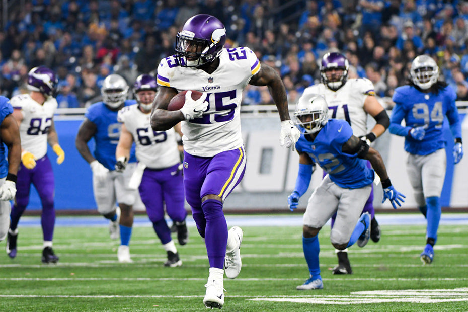 For Vikings, NFC North title is just the start: 'We're not finished' | Latavius Murray