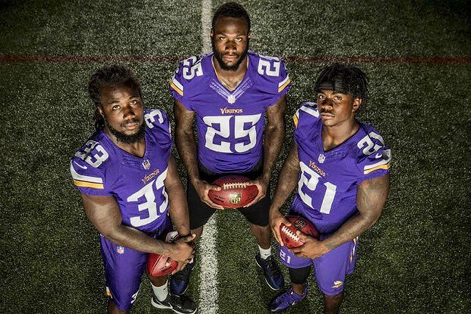 Latavius Ready For Any Role Asked Of Him
