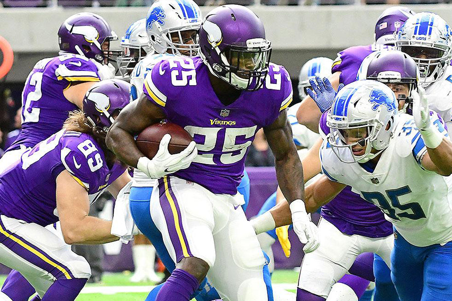 Full steam Ahead: Latavius Murray's 'Tay Train' Kicks Into High Gear | Latavius Murray