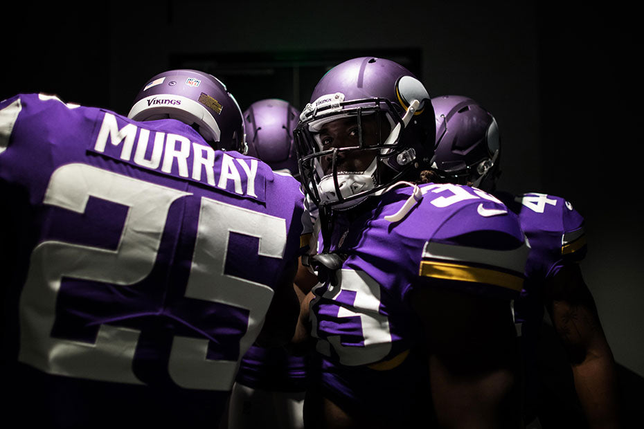 Tay Train Comes to Minnesota | Latavius Murray