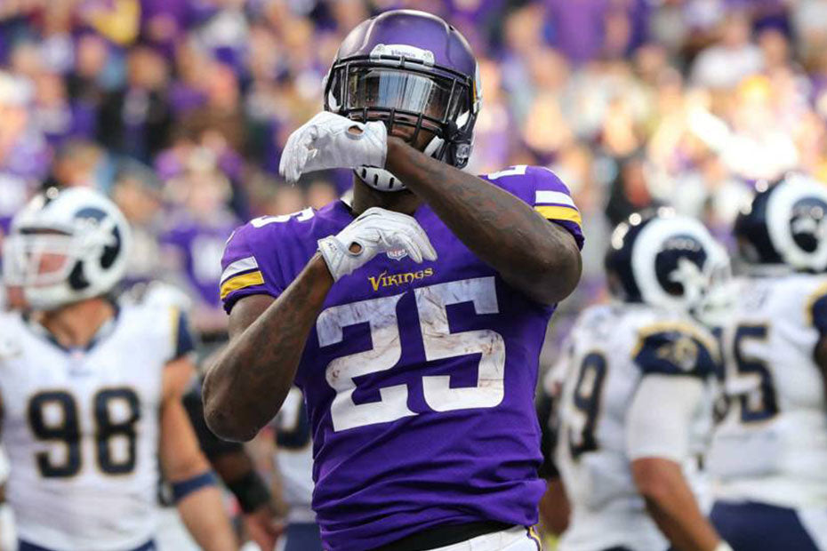 Latavius Murray's 2 Rushing TDs Play Big Role in 24-7 Win Over Rams | Latavius Murray