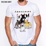 10 Best French Bulldog Funny T-Shirts For Humans