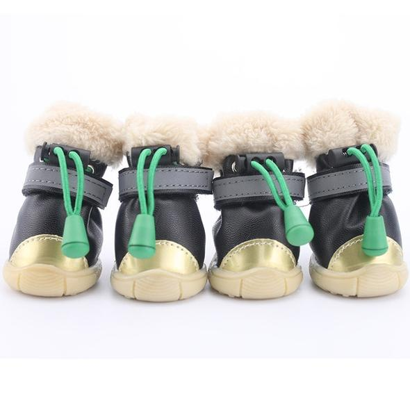 christmas frenchie gift boots