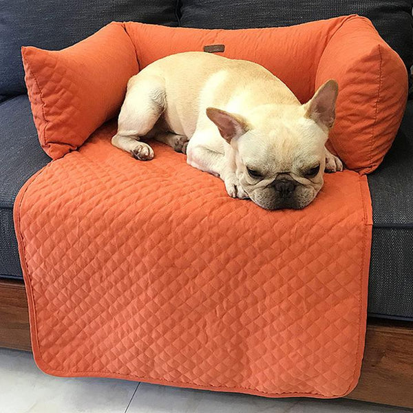 frenchie bed-sofa mat