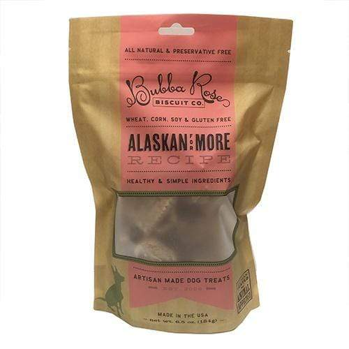 Green Sooty Petcare Alaskan for More Biscuits