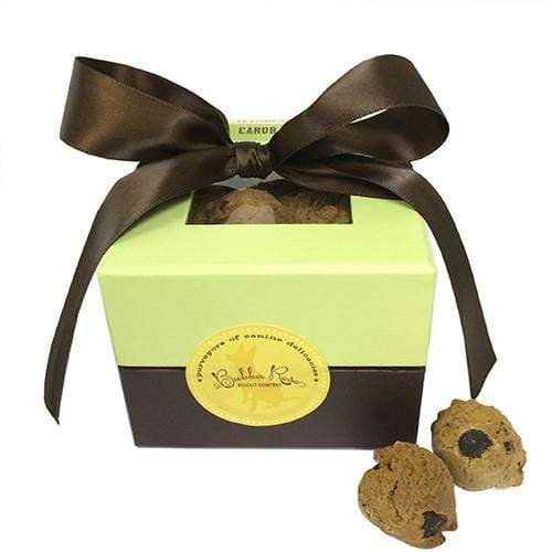 Green Sooty Petcare Carob Chip Box