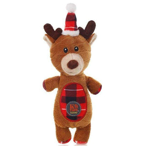 Frenchie World Shop Christmas -Elk / S Christmas Squeaky Toys