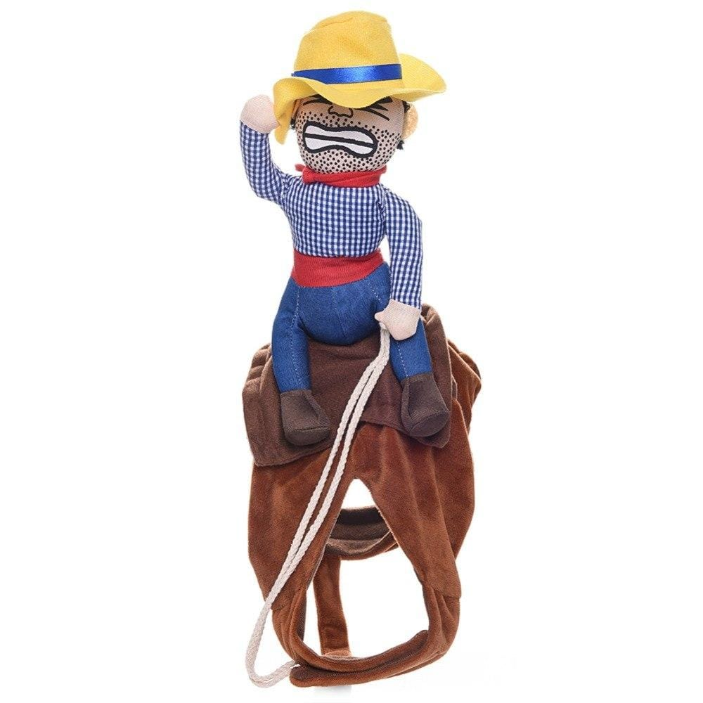 Frenchie World Shop Cowboy Dog Costume