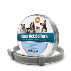 Frenchie World Shop Flea and Tick French Bulldog Collars