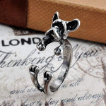 Frenchie World Shop FREE! French Bulldog Ring