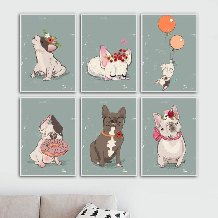 frenchie gift