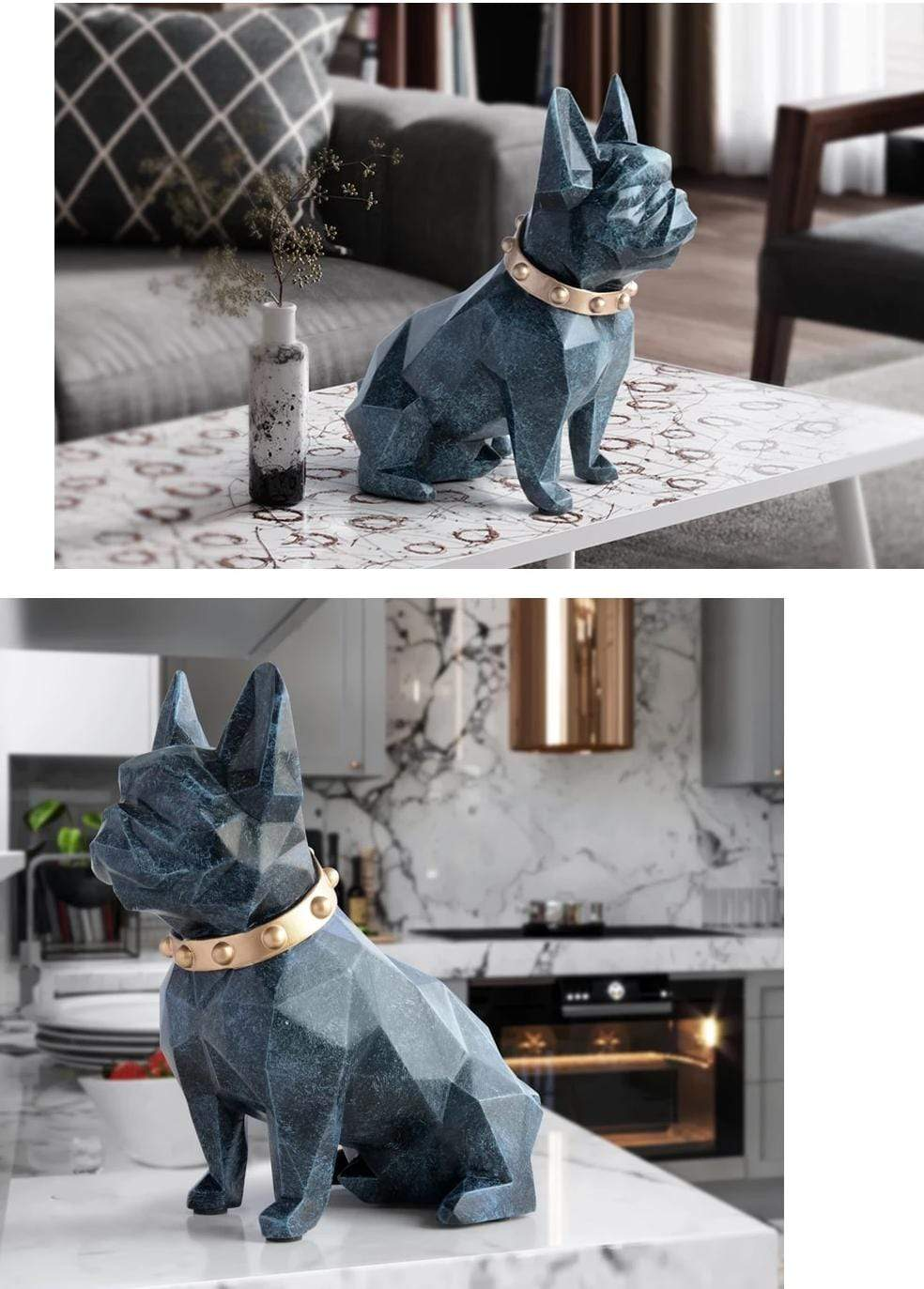 Frenchie World Shop French Bulldog Coin Bank