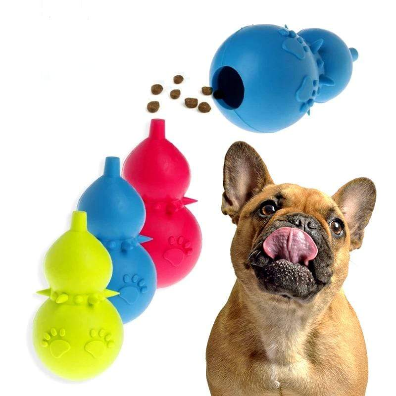 Frenchie World Shop French Bulldog Interactive Feeder Toy