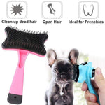 Frenchie World Shop French Bulldog Professional Shampoo Brush
