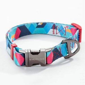 Frenchie World Shop Collar A / S French Bulldog Tie Collar & Leash Lead Set