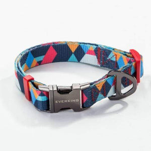 Frenchie World Shop Collar B / S French Bulldog Tie Collar & Leash Lead Set
