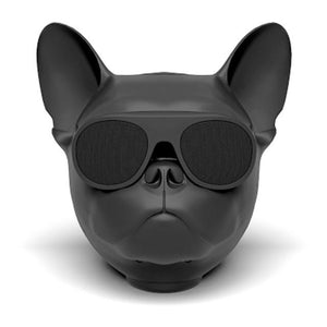 Frenchie World Shop Frenchie Bluetooth Speaker