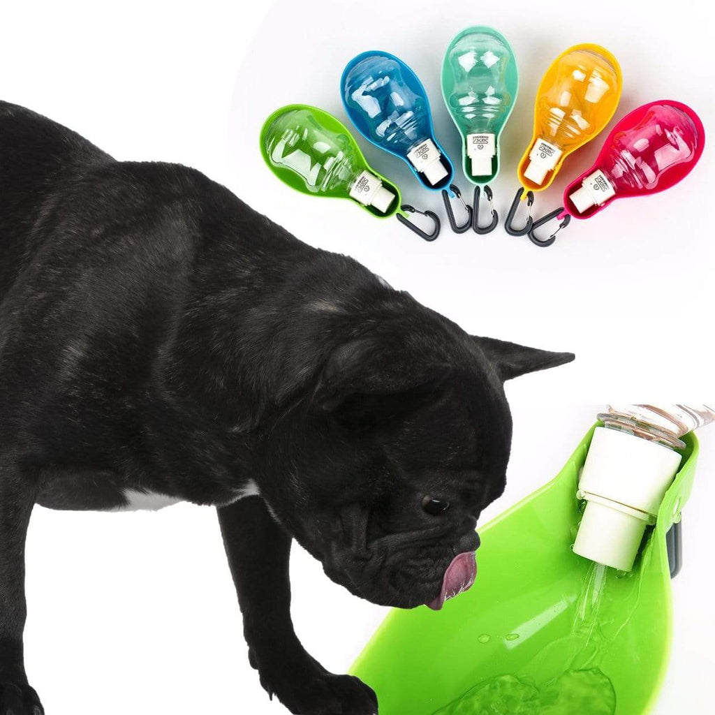 Frenchie World Shop Dog Accessories Frenchie World® Portable Dog Water Bottle