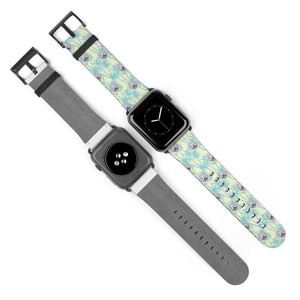 Printify Accessories Frenchie World Watch Band