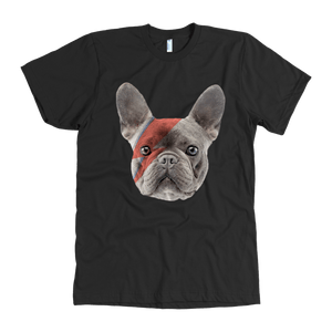 teelaunch T-shirt American Apparel Mens / Black / S FW Ziggy Mens T-shirt (limited edition)