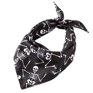Frenchie World Shop Halloween Dog Bandanas