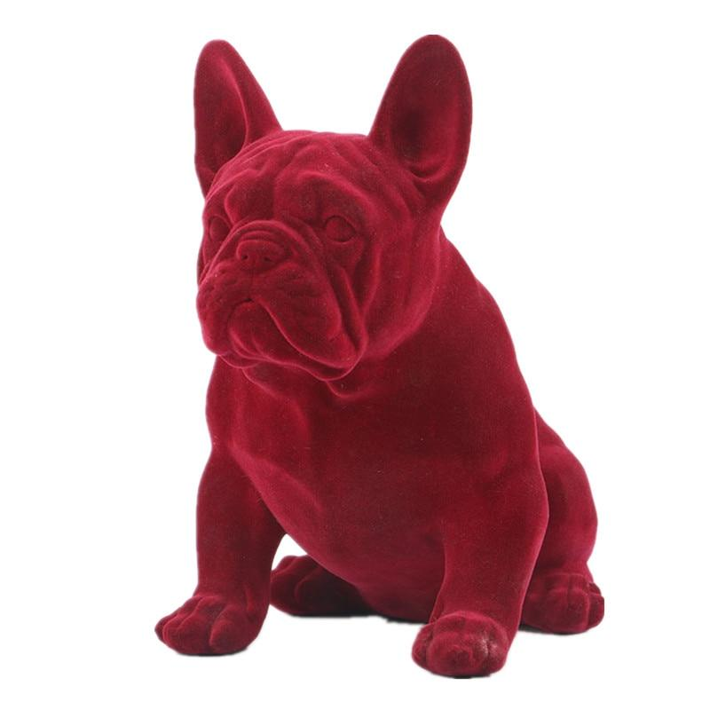 Frenchie World Shop Hand-Made French Bulldog Home Decor Statue