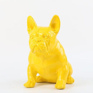 Frenchie World Shop A Hand-Made French Bulldog Home Decor Statue