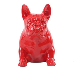 Frenchie World Shop B Hand-Made French Bulldog Home Decor Statue