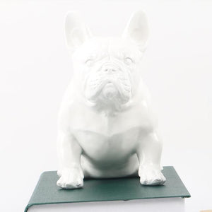 Frenchie World Shop C Hand-Made French Bulldog Home Decor Statue