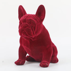 Frenchie World Shop E Hand-Made French Bulldog Home Decor Statue