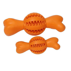 Frenchie World Shop Interactive Chewing Treat Toy