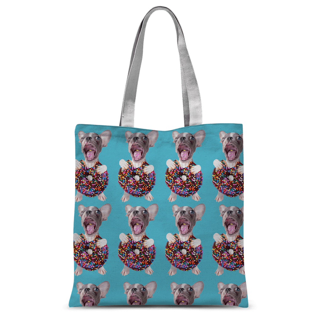 "alloverprint.it Accessories 15""x16.5"" Leggings Classic Sublimation Tote Bag"