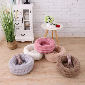 Frenchie World Shop Gray / L 60x60cm Lounge Washable French Bulldog Sofa Nest