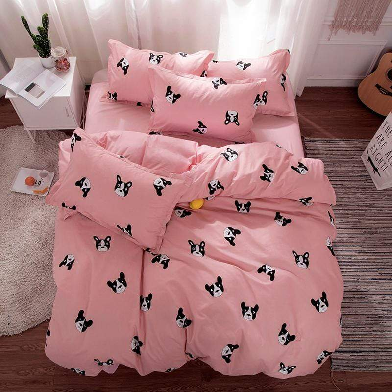 Frenchie World Shop NEW Bedding set