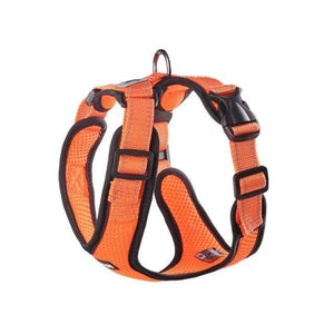 Frenchie World Shop orange / L Chest 48-60cm No-pull Breathable French Bulldog Harness