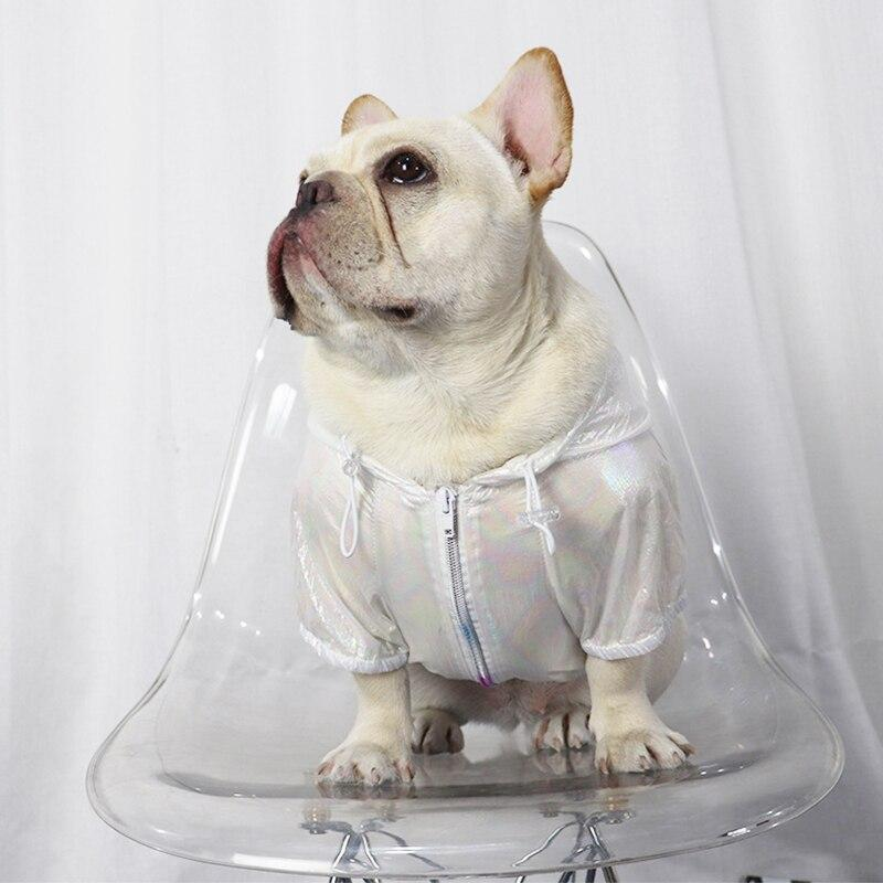 Frenchie World Shop Pearl Sunscreen French Bulldog Hoodie