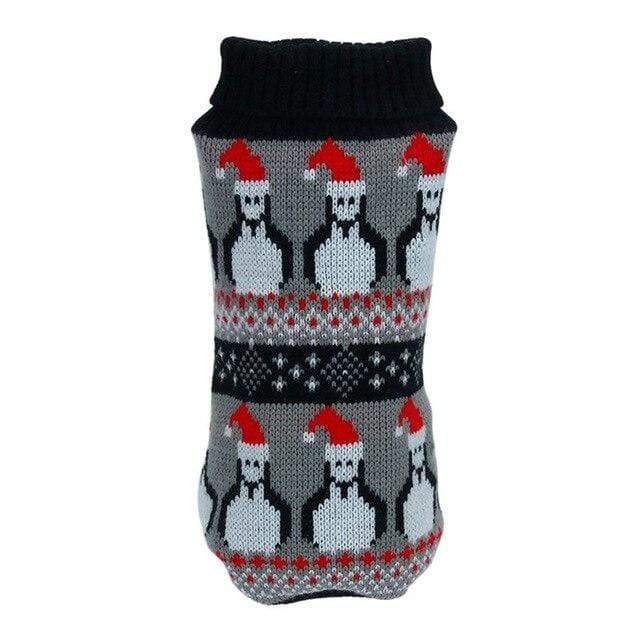 Frenchie World Shop H / XS / Australia Pet Cats Dogs Jersey Autumn Winter Christmas Sweater Large Pet Dog Snowman Sweaters Warm Cloth Puppy Cat Coat Jumper Knitwear