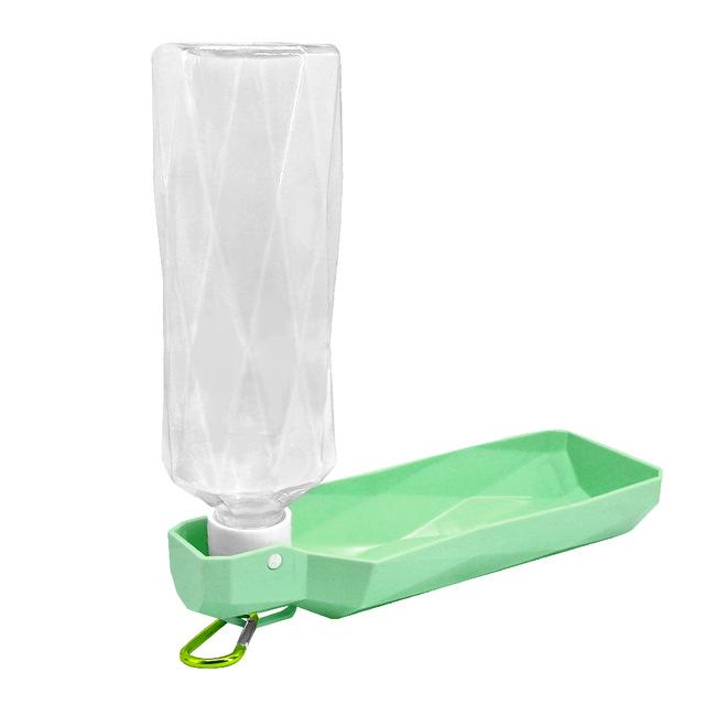 Frenchie World Shop Green / 250ml Portable Frenchie Water Bottle